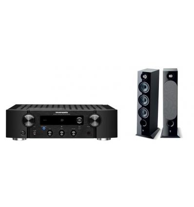 Pack haute fidélité connecté MARANTZ PM7000 / FOCAL 826
