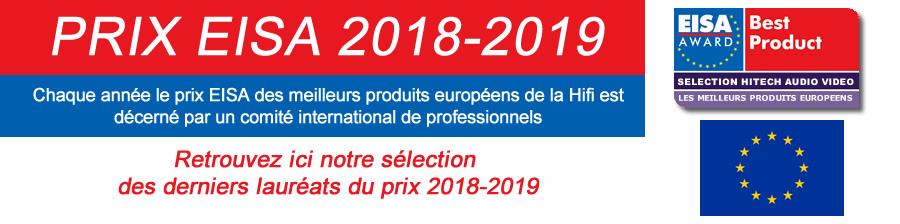 Prix EISA 2018-2019